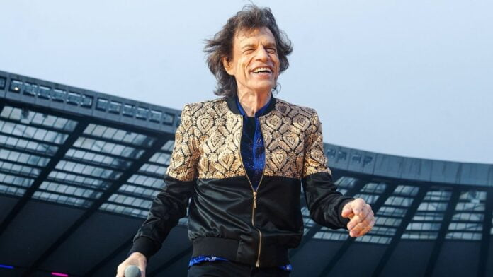 Mick Jagger takes a jab at Donald Trump in new song 'Pride Before A Fall'