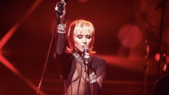 Miley Cyrus' viral cover of The Cranberries hit track 'Zombie' stuns all