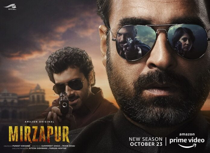 Web Series Review | Mirzapur 2: Intense but tired