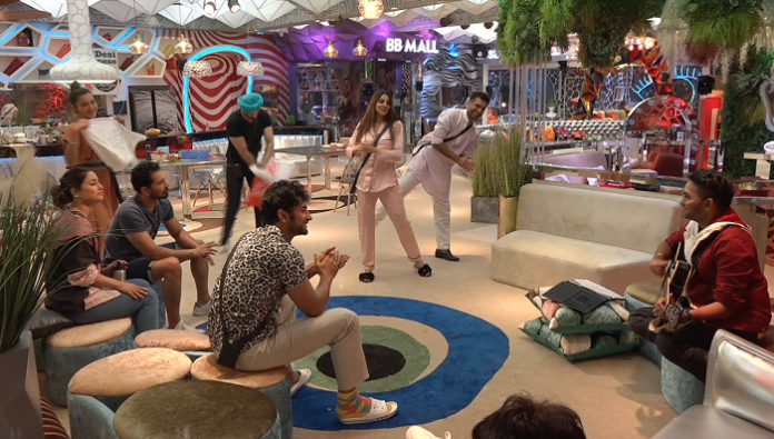 Musical Jugalbandi's and High-Octane clashes max out the entertainment in Bigg Boss 14