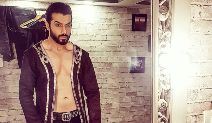 Naagin 5 Sharad Malhotra is back on the sets, shares a BTS picture of Veeranshu Singhania