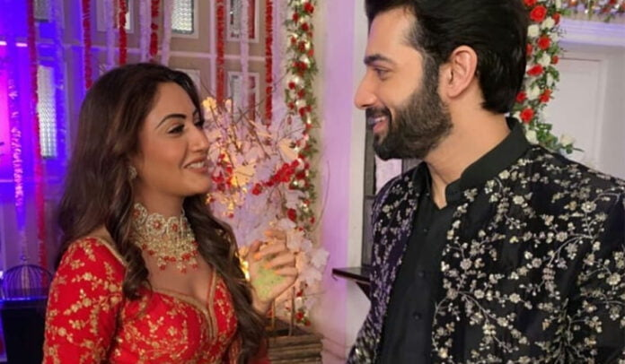 Naagin 5 Surbhi Chandna shares picture with Sharad Malhotra and says she want this face and vibe back