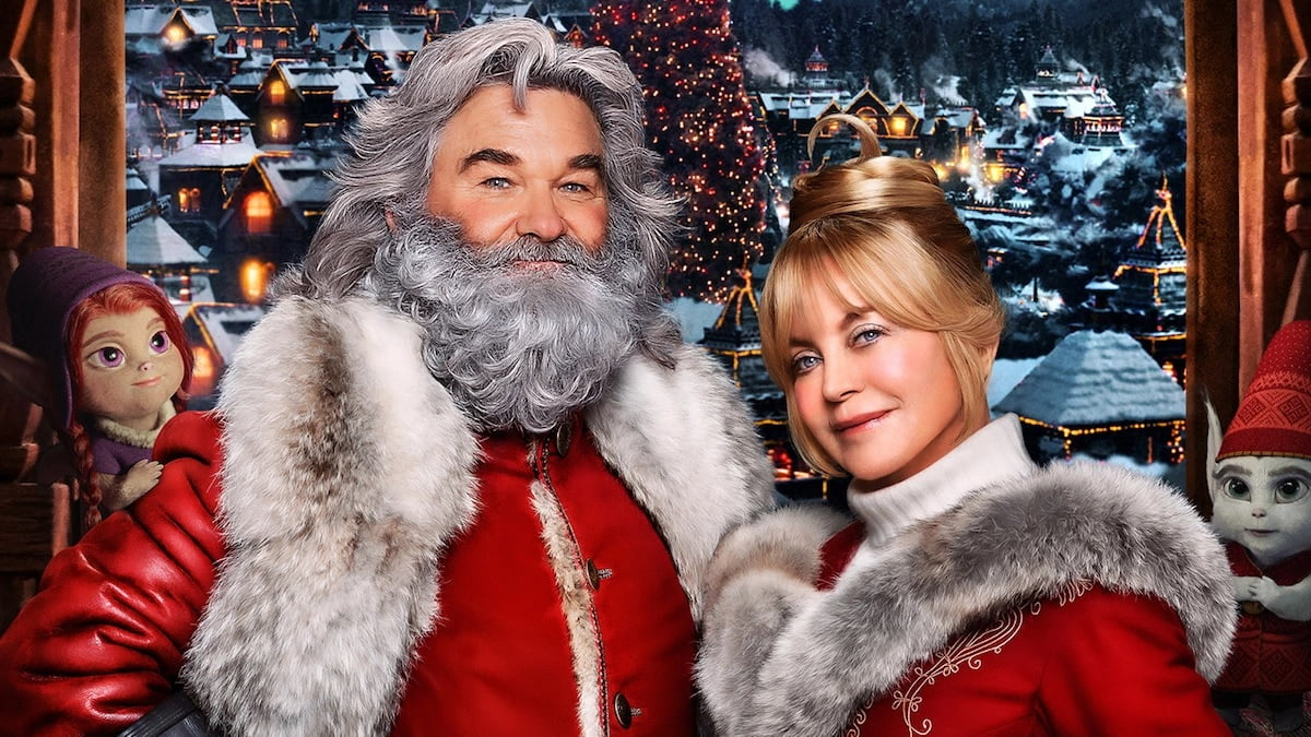Netflix's 'The Christmas Chronicles 2' Trailer Starring Kurt Russell And Goldie Hawn!