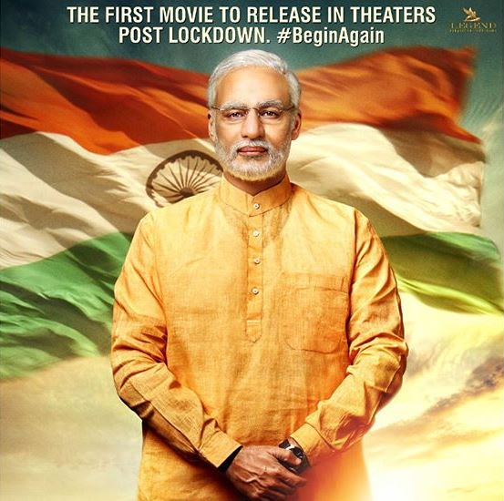 'PM Narendra Modi' to re-release once cinemas reopen on Oct 15