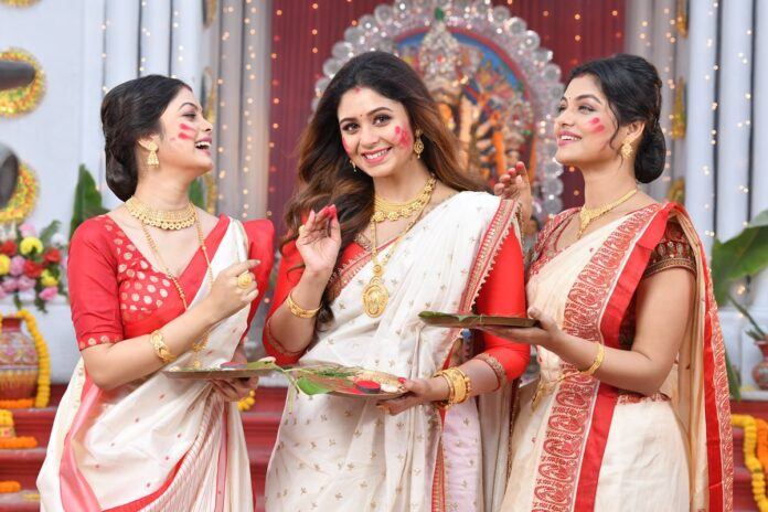 Pujo Ritabhari Chakraborty to be featured in a new brand campaign