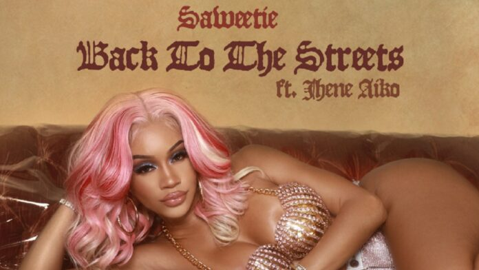 Saweetie drops new single 'Back to the Streets' featuring Jhene Aiko