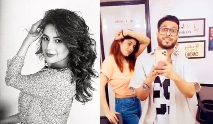 Shehnaaz Gill shares some interesting news about her upcoming project