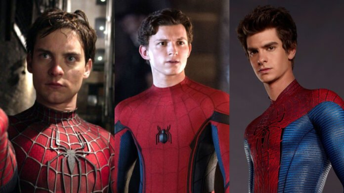 Spider-Man 3 Tobey Maguire and Andrew Garfield to team up with Tom Holland