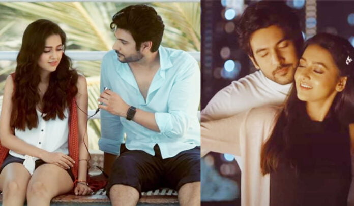 Sunn Zara song out now Shivin Narang and Tejasswi Prakash's lovely chemistry in this romantic song will melt your hearts