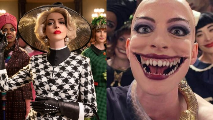 The Witches: Anne Hathaway's creepy transformation will blow your mind