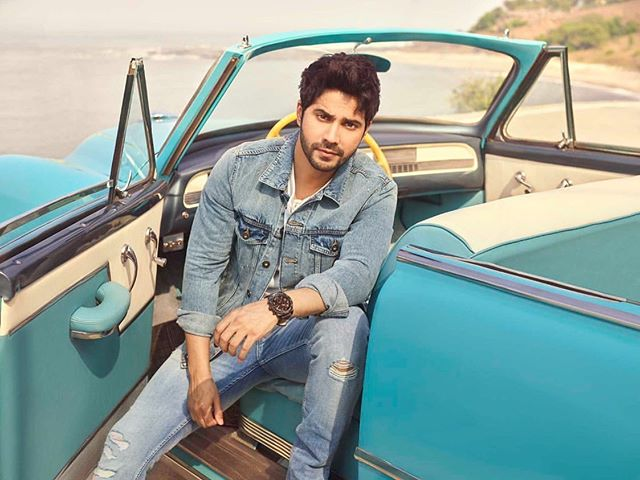 Varun Dhawan is about 'all things lovely'