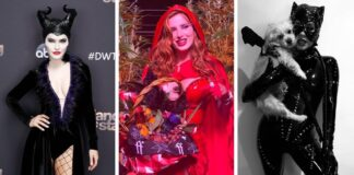 Which Halloween celebrity do you love