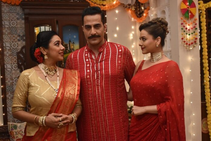 Will Vanraj tell the truth about his affair to the family?