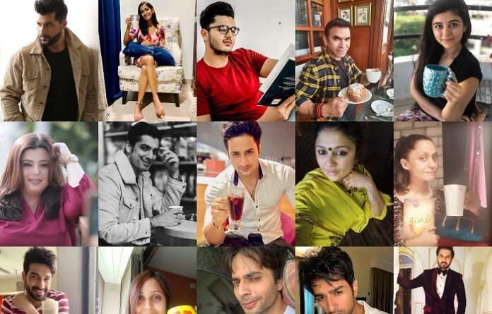 International Coffee Day, which is observed on October 1 to promote and celebrate coffee as a beverage, celebs talk about their love for coffee.
