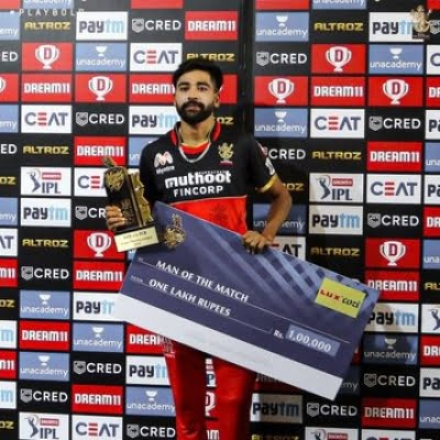 IPL: Magical spell brings Siraj back into limelight