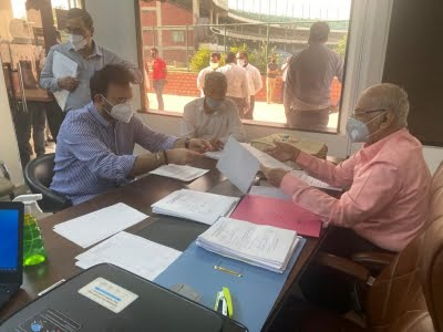 28 persons left in race for six posts in DDCA elections