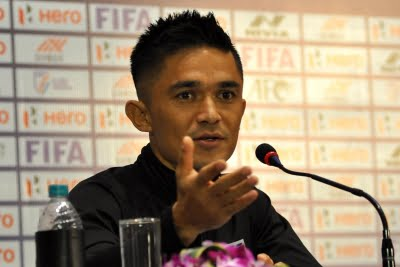 Have learnt more from defeats than victories, Chhetri tells Kohli