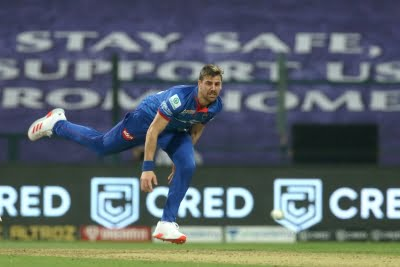 Delhi back on top with 13-run win over RR
