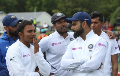 Tussle between Channel 7, CA threatens India's Test tour of Australia