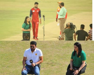 When ex-Pak woman cricketer showed 'heels' to a sports reporter