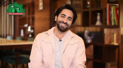 When Ayushmann, Tahira used to 'make-out' while watching SRK's films
