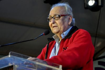 Soumitra Chatterjee continues to remain 'critical'