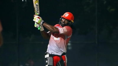 IPL: Chris Gayle fined for breaching Code of Conduct