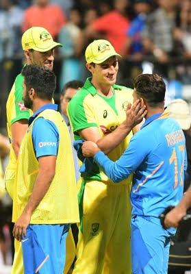 Ticket frenzy for Aus-Ind ties: 2 ODIs & 3 T20Is sold out in one-day