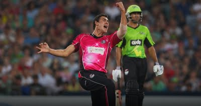 BBL: Mitchell Starc returns to Sydney Sixers after six years