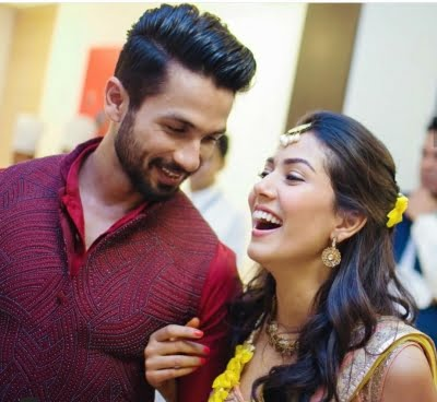Shahid needs Mira by his side during 'rainy winter' eve