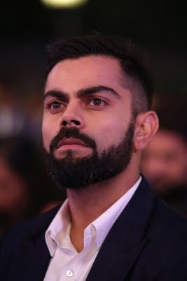 Kohli nominated for five ICC Awards of the Decade