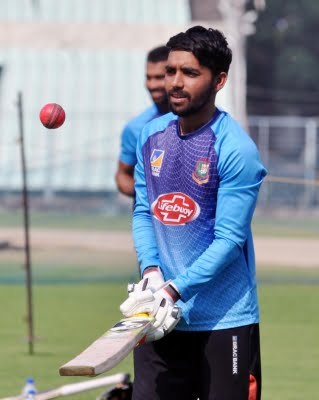 Bangladesh's Mominul Haque tests positive for Covid-19