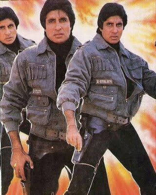 This Amitabh Bachchan 'film that never got made'