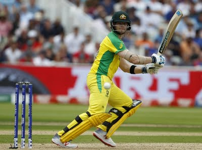 2nd ODI: Smith fires yet again as Aus set 390-run target for India