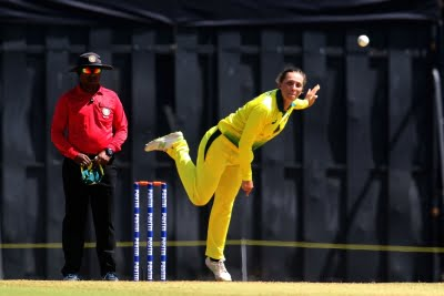 Ash Gardner suffers 7th career concussion scare during WBBL
