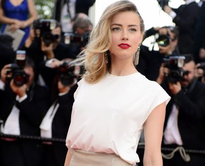 Amber Heard dismisses reports of getting fired from Aquaman 2