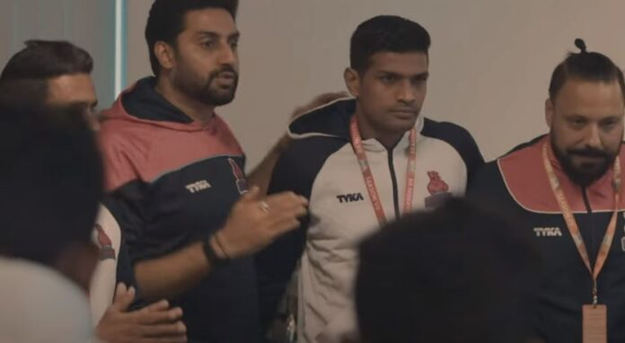Abhishek Bachchan unveils the trailer of 'Sons Of The Soil' 1st Kabaddi documentary of Jaipur Pink Panthers