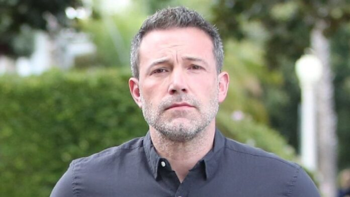 Ben Affleck recalls a 'bad experience' he had after smoking marijuana