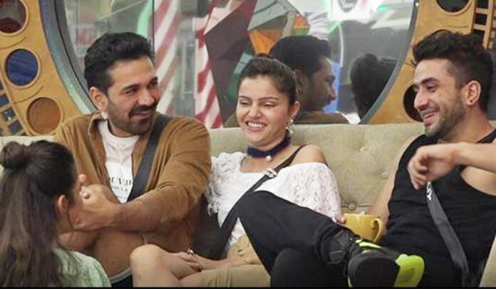 Bigg Boss 14 Abhinav Shukla and Rubina Dilaik reveal the secrets to their happy marriage in a discussion with Aly Goni and Jasmin Bhasin