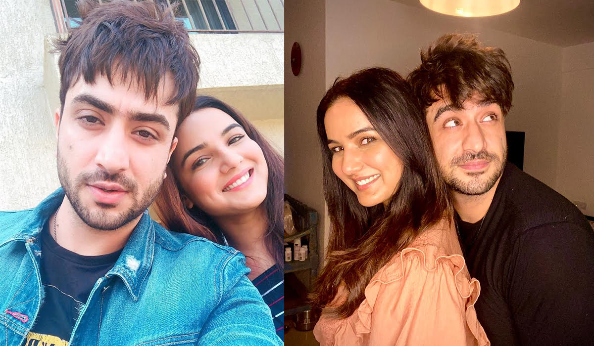 Bigg Boss 14 Aly Goni fights for BFF Jasmin Bhasin