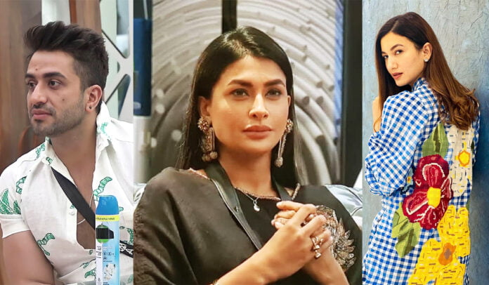 Bigg Boss 14 Aly Goni reveals Pavitra Punia's game in front of the contestants, Gauahar Khan thanks him for speaking up