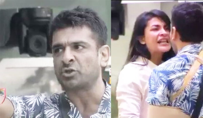 Bigg Boss 14 Eijaz Khan and Pavitra Punia have an ugly fight again calls him Chameleon ; Is PaviJaz over