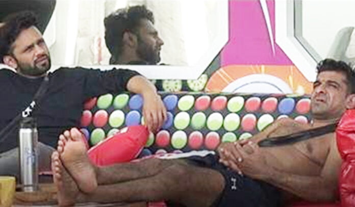 Bigg Boss 14 Eijaz Khan discloses a painful personal story to Rahul Vaidya about the time his wedding got called off
