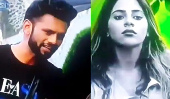 Bigg Boss 14 Rahul Vaidya and Nikki Tamboli fight over nomination task, whom do you support in this task