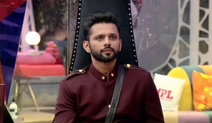Bigg Boss 14 Rahul Vaidya takes a stand for himself and proves that he makes his own decisions in the game