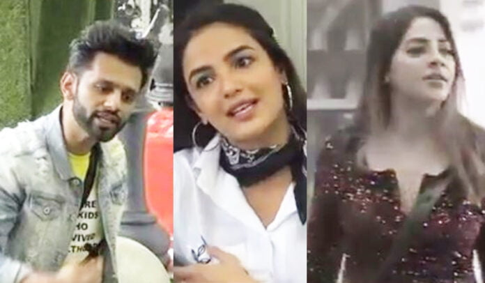 Bigg Boss 14 Rahul Vaidya want to be the new captain gets support from Jasmin Bhasin, Nikki Tamboli disagrees and gets angry