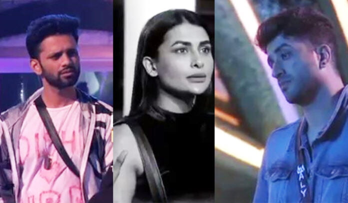 Bigg Boss 14 promo Rahul Vaidya gets into intense fight with Pavitra Punia, as he wants Aly Goni to become the next captain