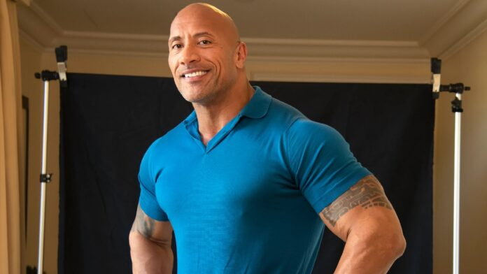 Dwayne Johnson shares new BTS photos from the sets of 'Young Rock'