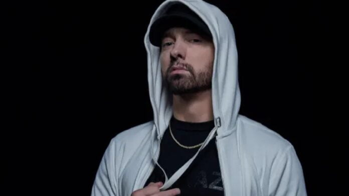 Eminem celebrates yet another milestone as 'Without Me' hits a billion views