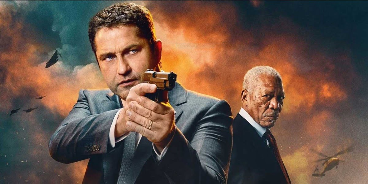 Gerard Butler to return for fourth installment of 'Olympus Has Fallen'